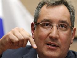 вице-премьер, ответстенный за Приднестровье Дмитрий Рогозин