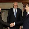 Клинтон и Медведев