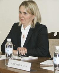 Заместитель помощника госсекретаря США Бриджит Бринк в ПМР
