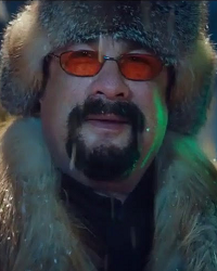 Зимний Стивен Сигал