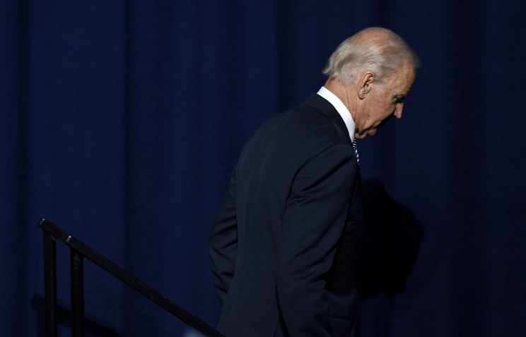 Байден не будет баллотироваться в президенты США в 2016 году