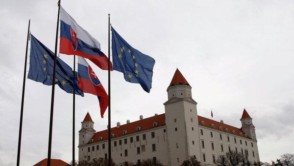 В Словакии запретили собирать подписи за свой #Sloexit